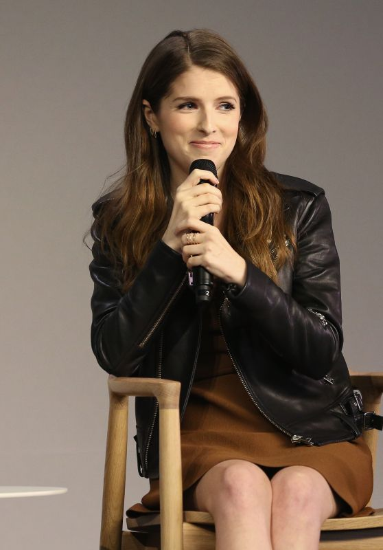 Anna Kendrick - Promoting