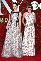 Anna Wintour – 2016 Tony Awards in New York