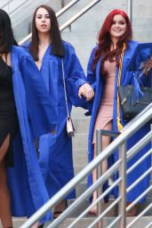 Ariel Winter - Walt Disney Concert Hall for her Graduation, Los Angeles 6/13/2016