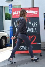 Ashley Greene in Spandex - Shopping in Los Angeles 6/15/2016