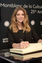 Ashley Greene - Montblanc Culture Arts Patronage Awards 2016 in Los Angeles