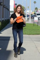 Ashley Greene Street Style - Out in West Hollywood 6/7/2016