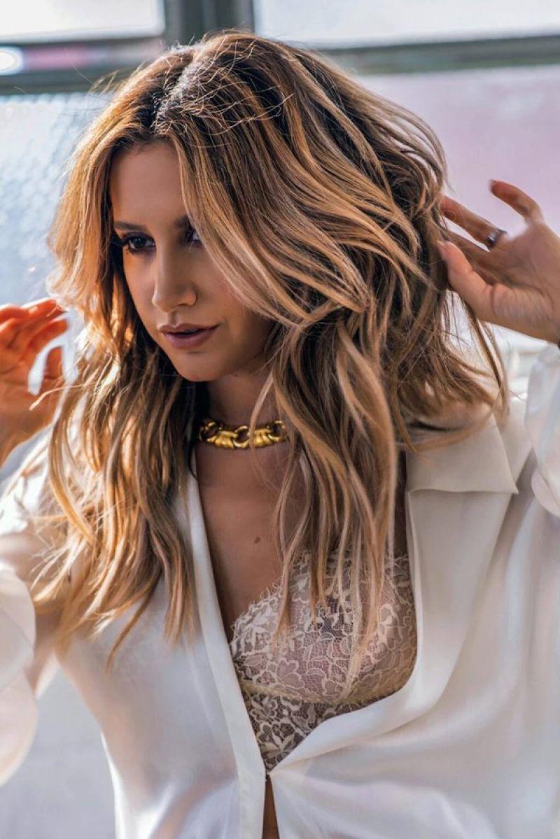 Ashley Tisdale Highbrow Photoshoot 2016
