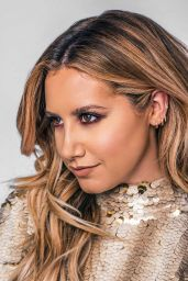 Ashley Tisdale - HighBrow Photoshoot 2016