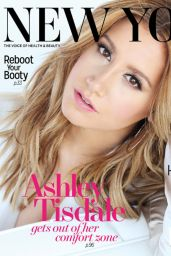 Ashley Tisdale – New You Magazine Summer 2016 Issue