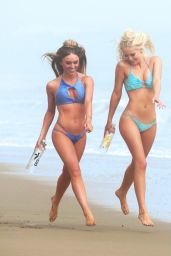Ava Sambora in a Bikini - 138 Water Photoshoot in Malibu 6/13/2016