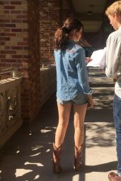 Bailee Madison - A Day In The Life of Bailee Madison from the set of