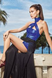 Bella Hadid - Photoshoot for L