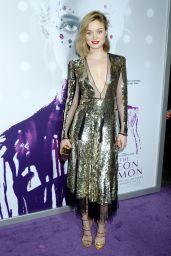 Bella Heathcote – 'The Neon Demon' Premiere in Los Angeles 6/14/2016