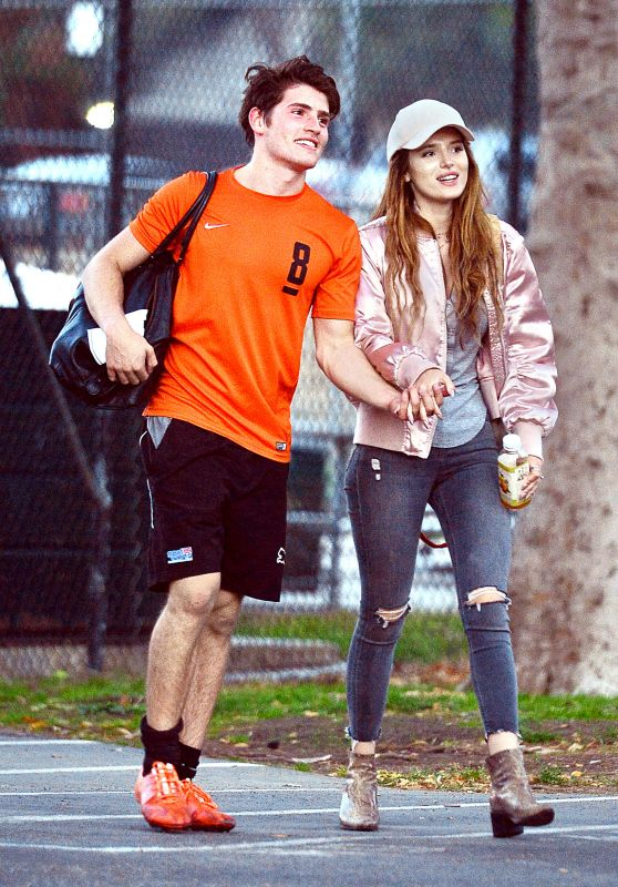 Bella Thorne - Out in Los Angeles 6/1/2016