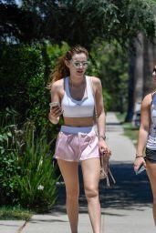 Bella Thorne Summer Street Style - Sherman Oaks 6/4/2016