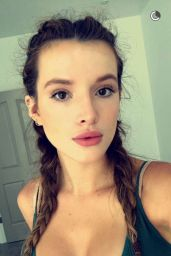 Bella Thorne - Twitter Instagram Personal Pics, June 2016