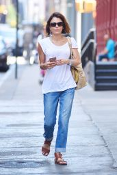 Bethenny Frankel - Out in New York City, June 2016