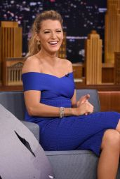 Blake Lively Appeared on