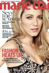 Blake Lively - Marie Claire Magazine July 2016 Issue
