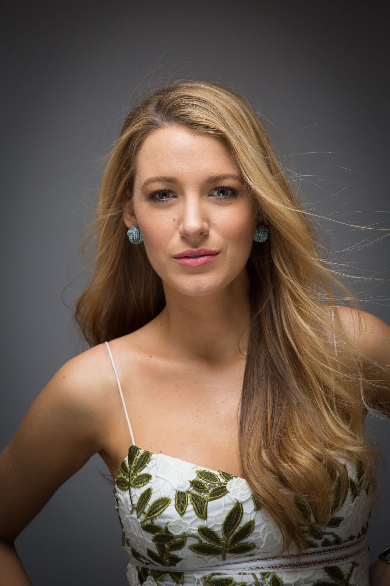 Blake Lively - Photoshoot for the Film Cafe Society