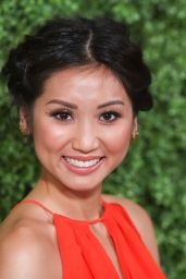 Brenda Song – CBS Television Studios Summer Soiree in West Hollywood 6/2/2016