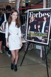 Britt Robertson - Forbes Magazine Celebration of Sophia Amoruso for Self Made Women in Los Angeles, June 2016