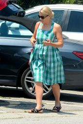 Busy Philipps - Out in West Hollywood 6/17/2016