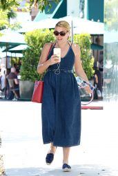 Busy Philipps - Out in West Hollywood 6/22/2016