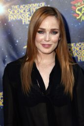 Caity Lotz – 2016 Saturn Awards at The Castaway in Burbank