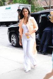 Camila Alves  Is Stylish - Out in NYC 6/13/2016