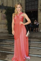 Camilla Kerslake at One For The Boys Fashion Ball in London 6/12/2016