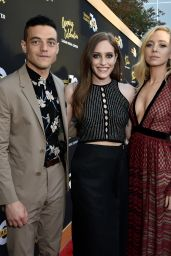Carly Chaikin – Television Academy 70th Anniversary Celebration in Los Angeles, 6/2/2016