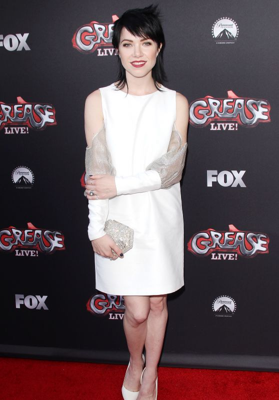 Carly Rae Jepsen - GreaseLive! For Your Consideration Event in Los Angeles, 6/15/2016