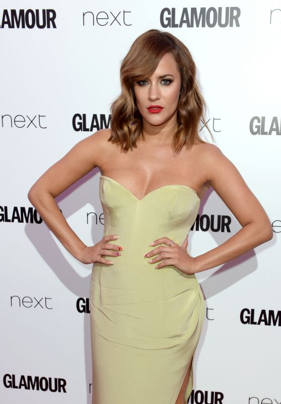Caroline Flack – Glamour Women of the Year Awards 2016 in London, UK