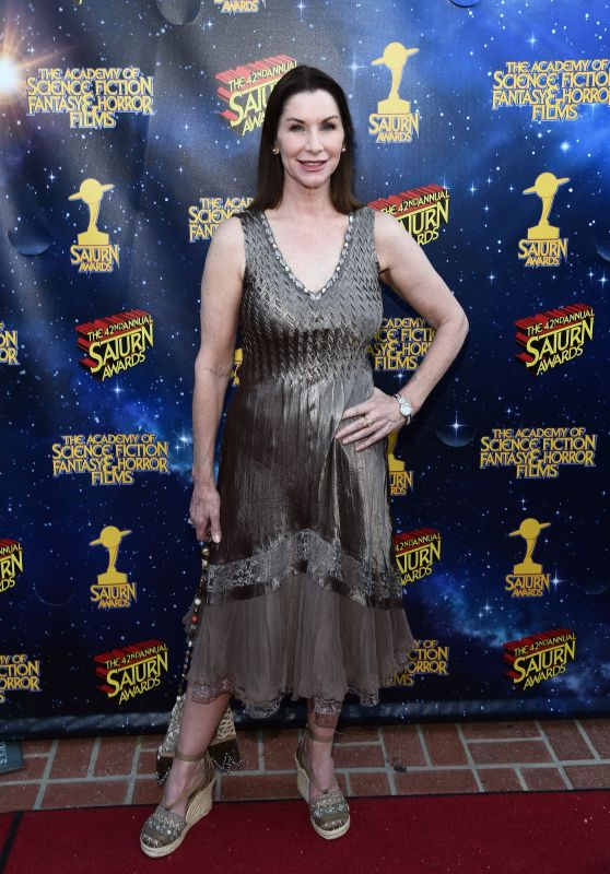 Caroline Williams – 2016 Saturn Awards at The Castaway in Burbank