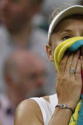 Caroline Wozniacki – Wimbledon Tennis Championships 2016 – 1st Round 6/28/2016