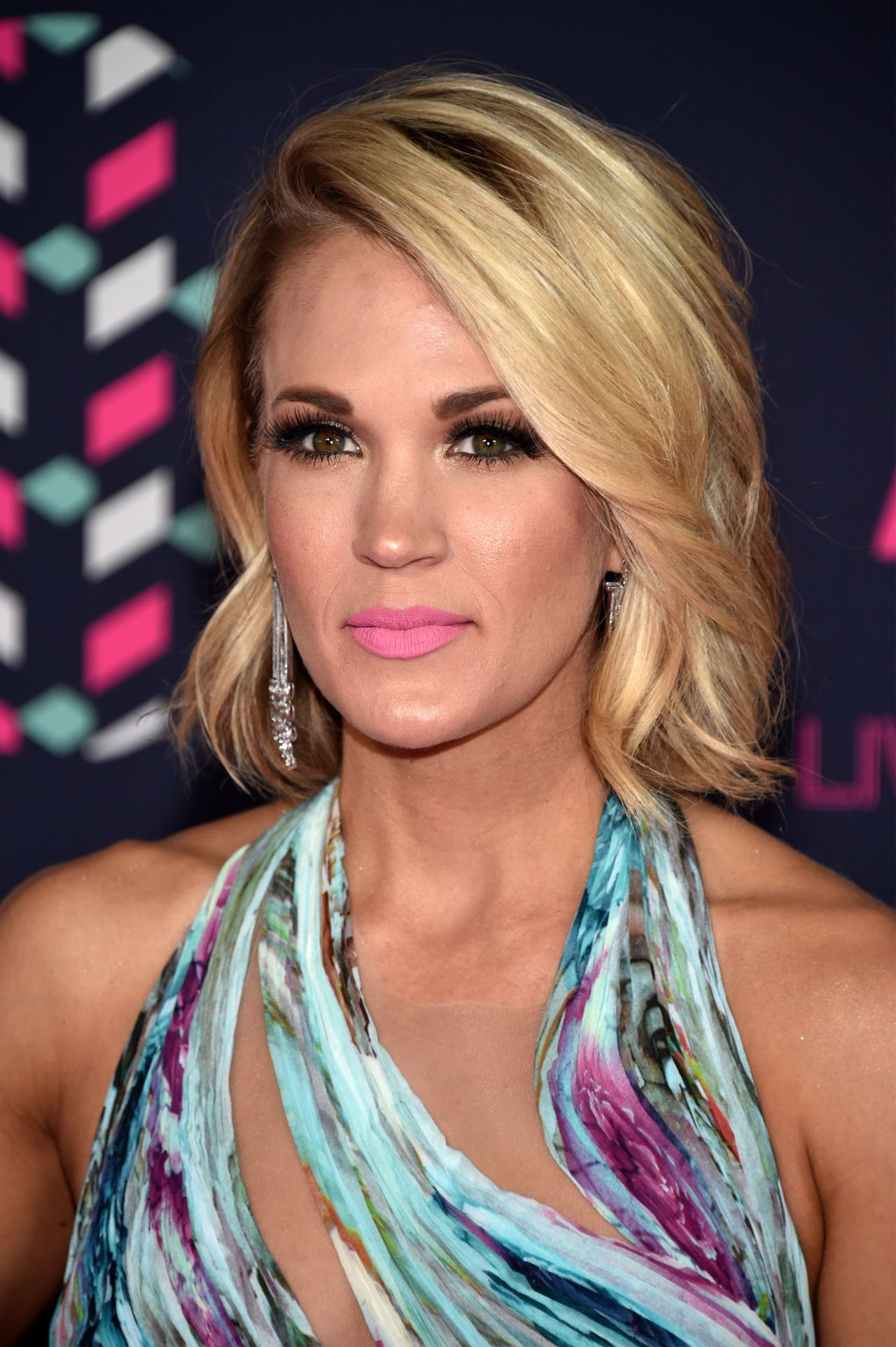 Carrie Underwood 2016 Cmt Music Awards In Nashville