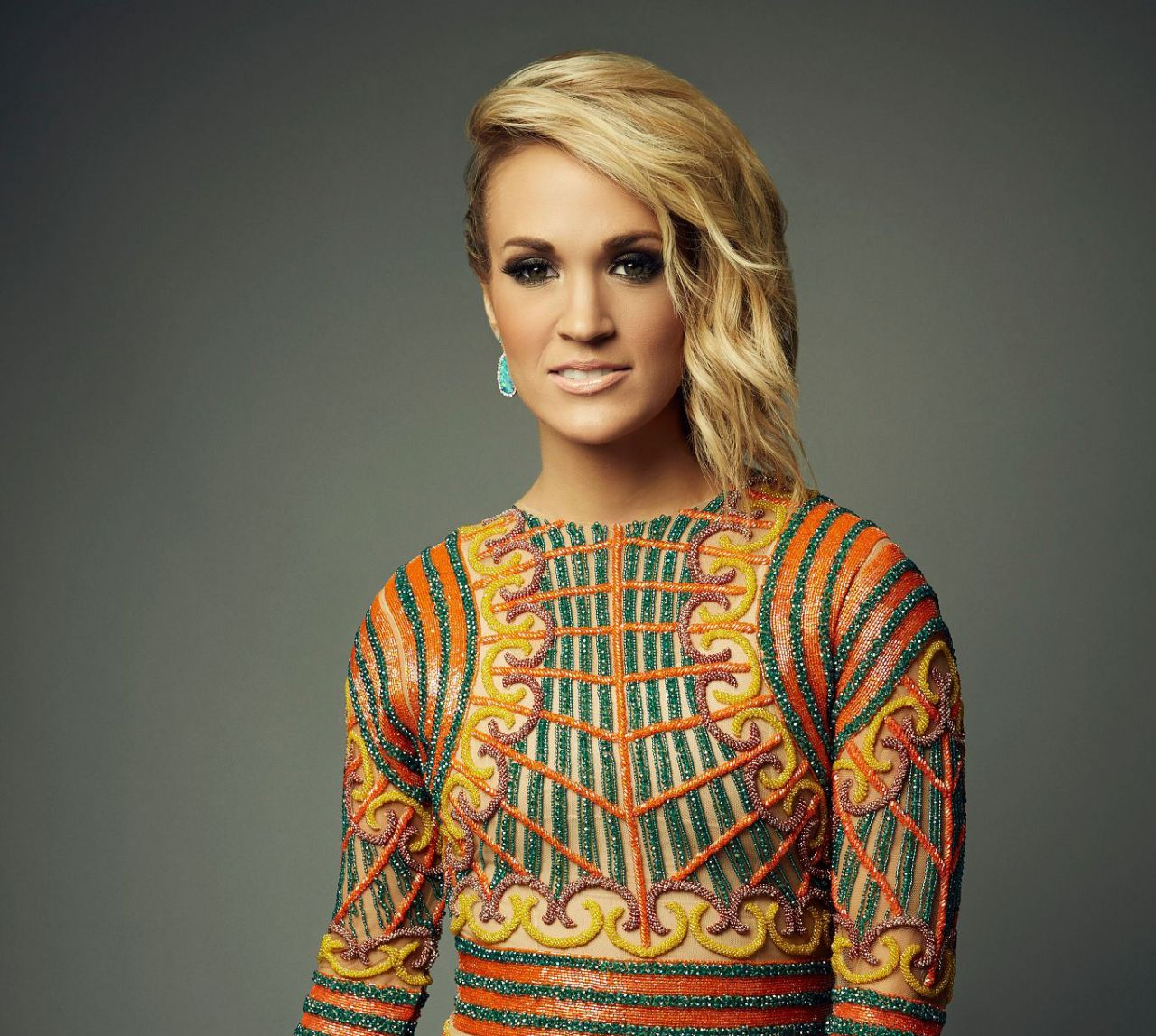 Carrie Underwood - Photoshoot for 2016 American Country ...