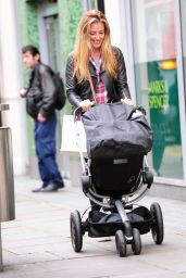 Cat Deeley - Shopping in London 6/1/2016
