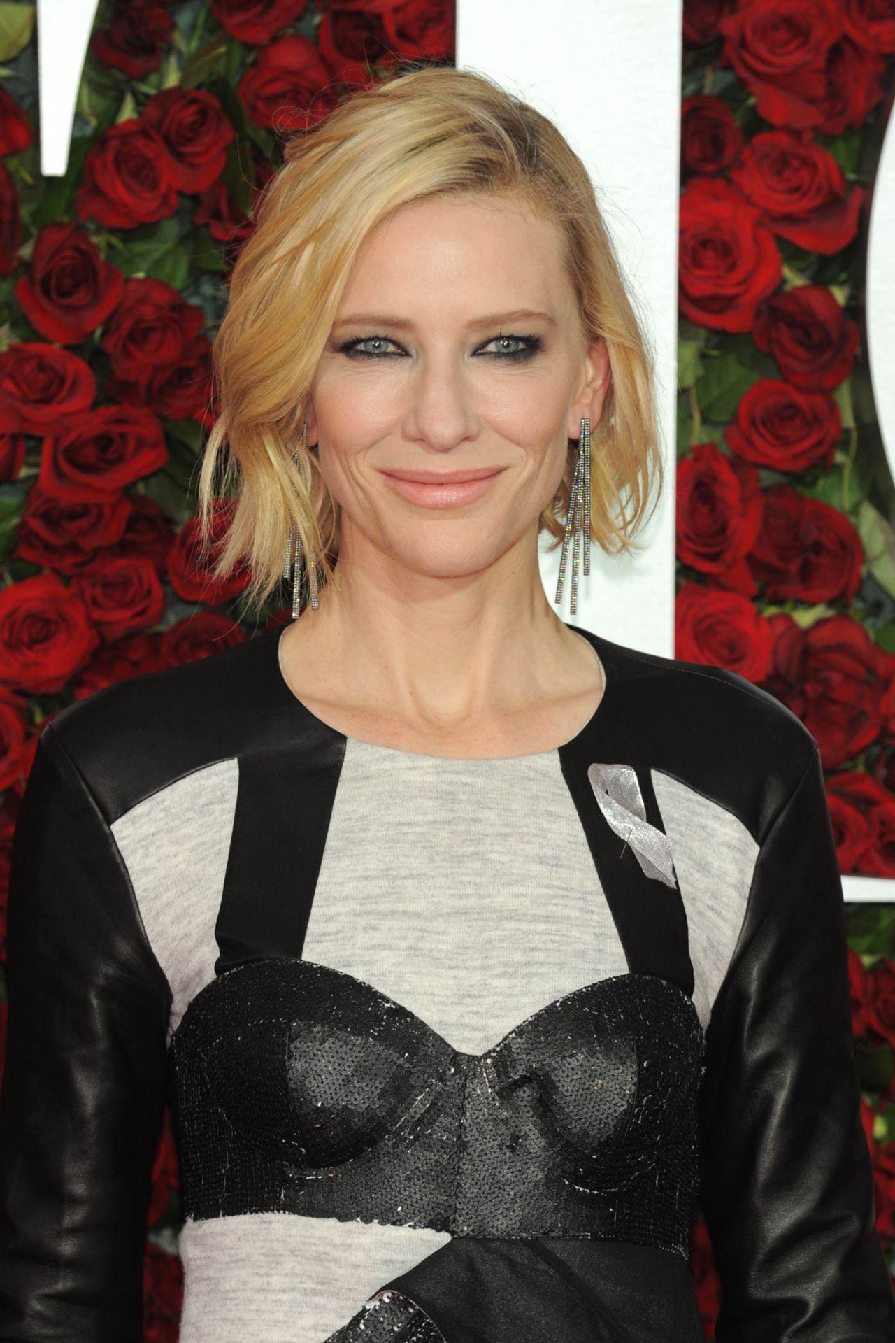 Cate Blanchett – 2016 Tony Awards in New York Cate Blanchett