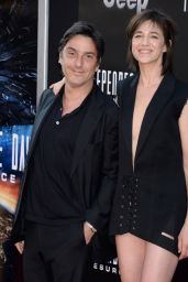 Charlotte Gainsbourg – 'Independence Day: Resurgence' Premiere in Hollywood 6/20/2016