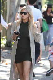 Charlotte McKinney - Out in West Hollywood 6/13/2016