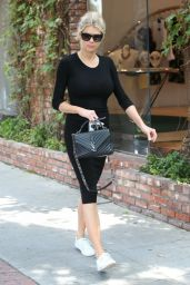 Charlotte McKinney - Shopping in Beverly Hills 6/1/2016