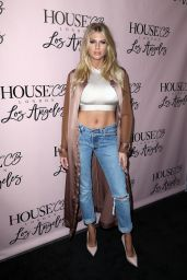 Charlotte McKinney Style - House of CB Launch in Los Angeles 6/14/2016