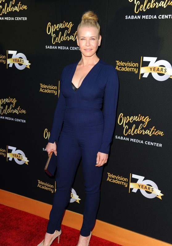 Chelsea Handler – Television Academy 70th Anniversary Celebration in Los Angeles, 6/2/2016
