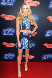 Chloe Lukasiak – 100th DCOM 'Adventures in Babysitting' Premiere in Los Angeles