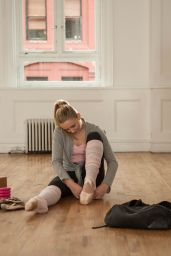 Chloe Lukasiak - Behind the Scenes From Her Wideo Shoot With Playtex Sport