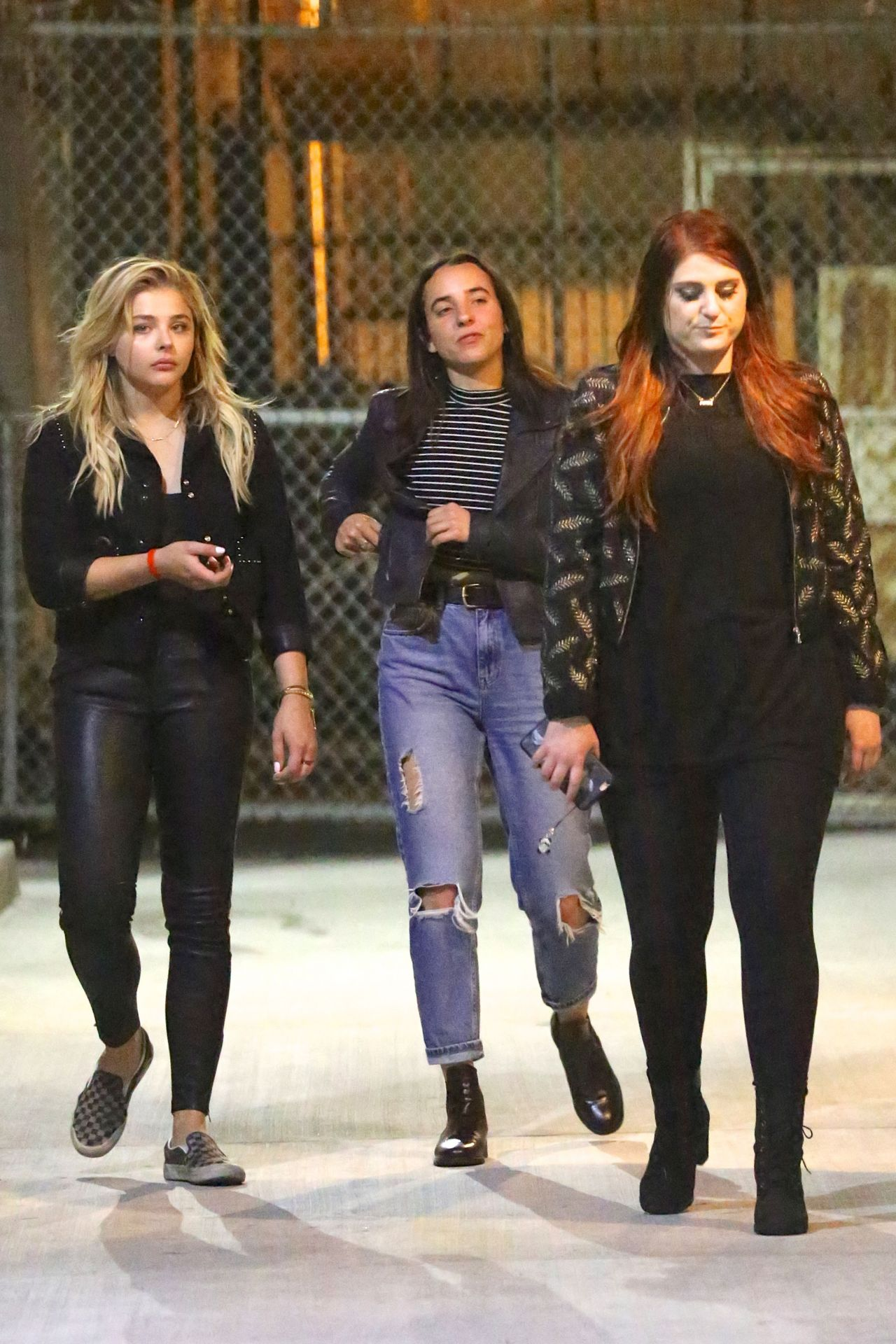 7bc29c2fcc Chloe Moretz Night Out Style – at the Warwick Nightclub in Hollywood  6/15/2016