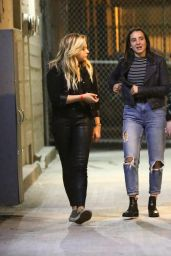 Chloe Moretz Night Out Style - at the Warwick Nightclub in Hollywood 6/15/2016