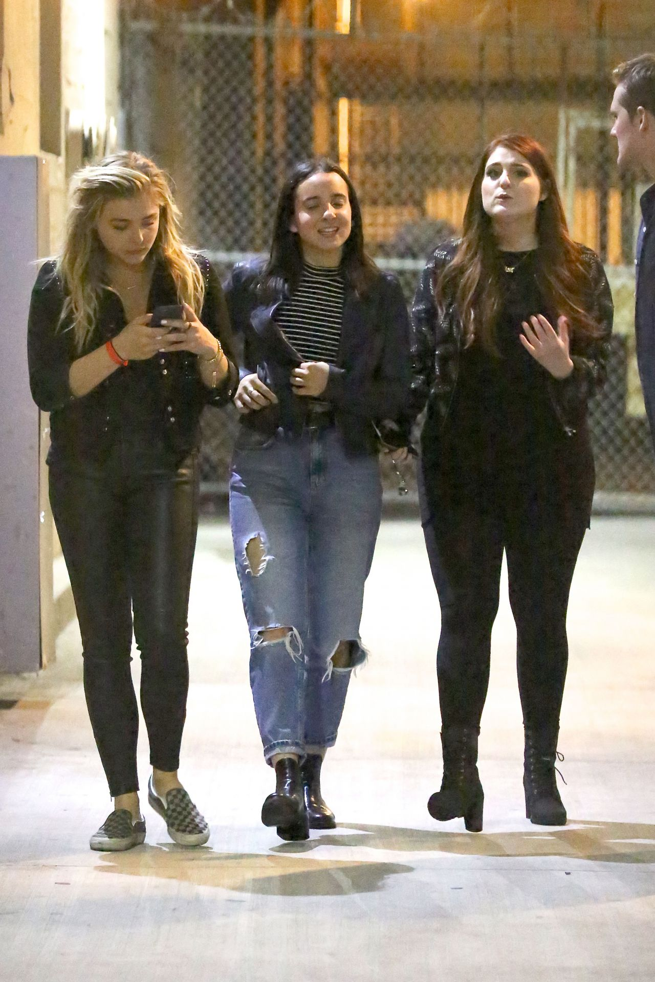 76c049f251 Chloe Moretz Night Out Style - at the Warwick Nightclub in Hollywood  6/15/2016