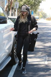 Chloe Moretz Street Style - Out in West Hollywood 6/18/2016