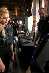 Chloe Moretz - VIP Alienware Party at E3 in Los Angeles 6/13/2016
