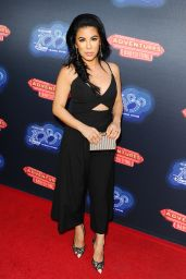 Chrissie Fit – 100th DCOM 'Adventures in Babysitting' Premiere in Los Angeles