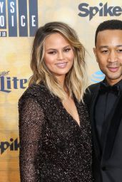 Chrissy Teigen – Spike TV's 'Guys Choice 2016' in Culver City, CA